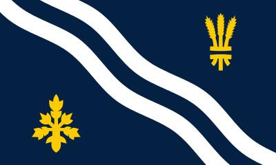 Bandera Oxfordshire