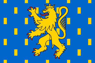 Bandera Franche-Comté