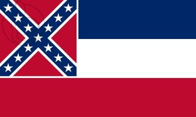 Bandera Misisipi