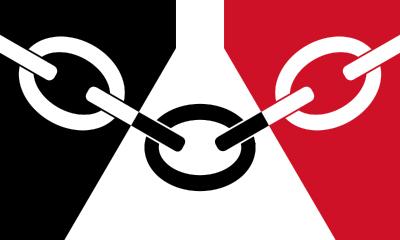 Bandera Black Country