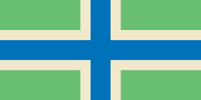 Bandera Severn Cross