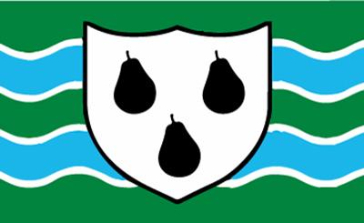 Bandera Worcestershire