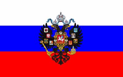 Bandera Imperio Ruso