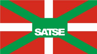 Bandera Pais Vasco Satse