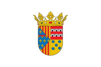 Bandera Benitachell/Poble Nou de Benitatxell, el