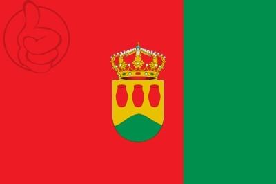 Bandera Alcorcón