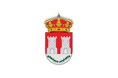 Bandera Medina de las Torres