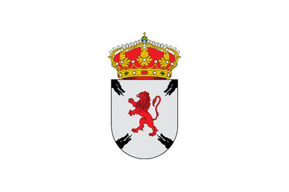 Bandera Orellana de la Sierra