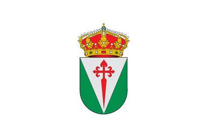 Bandera Valverde de Mérida