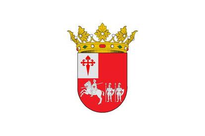 Bandera Villafranca de los Barros