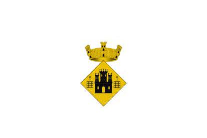 Bandera Guardiola de Berguedà