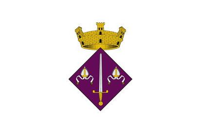 Bandera Nou de Berguedà, La