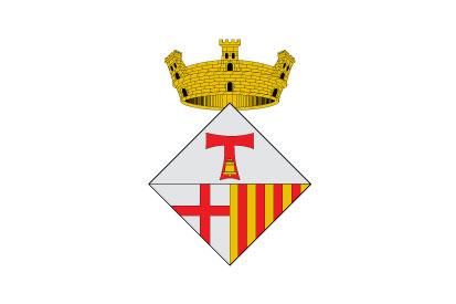 Bandera Sant Antoni de Vilamajor