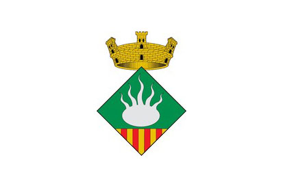 Bandera Sant Fost de Campsentelles