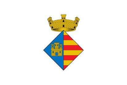 Bandera Sant Pere de Ribes