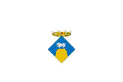 Bandera Santa Margarida de Montbui