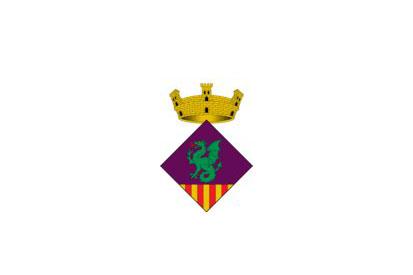 Bandera Santa Margarida i els Monjos