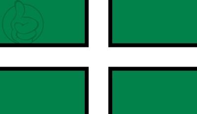 Bandera Devon