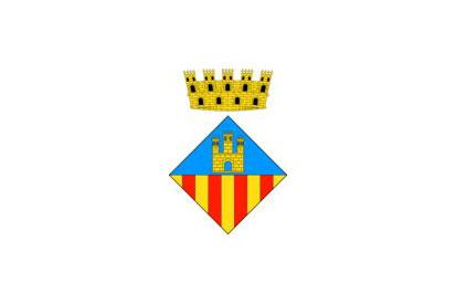 Bandera Vilanova i la Geltrú