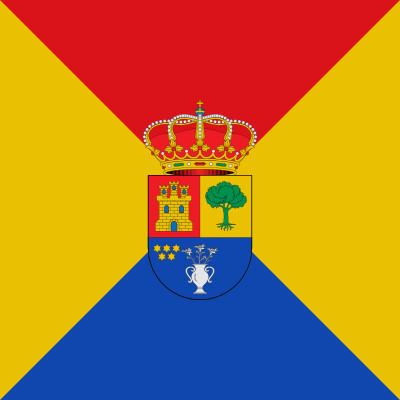 Bandera Madrigal del Monte