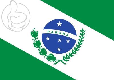 Bandera Estado de Paraná