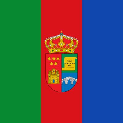 Bandera Villalbilla de Burgos