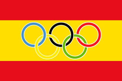 Bandera España Olimpica