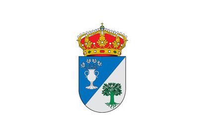 Bandera Robledillo de Gata
