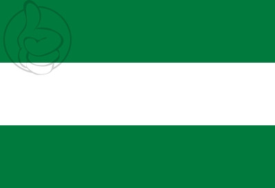 Bandera Departamento de Santa Cruz