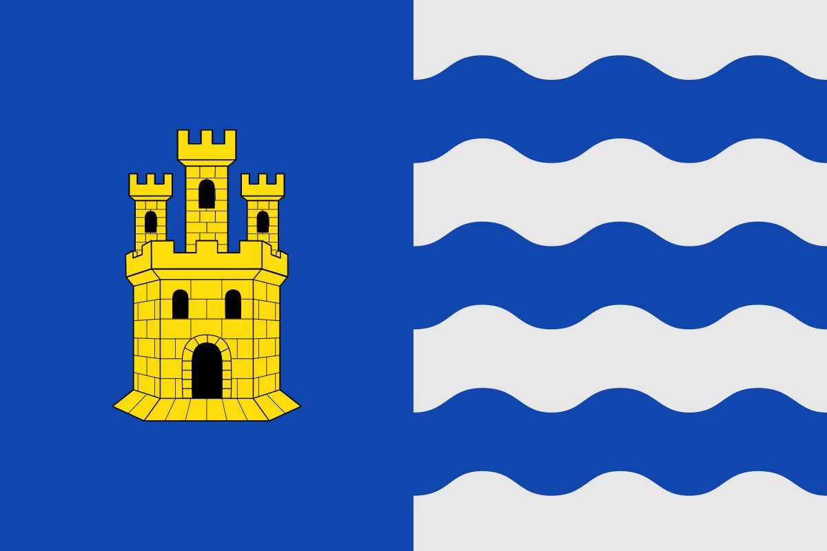 Bandera Puebla de Arenoso