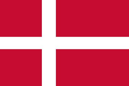 Bandera Danimarca
