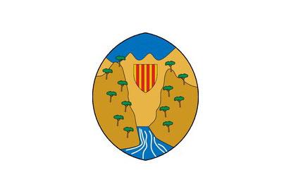 Bandera Vallibona