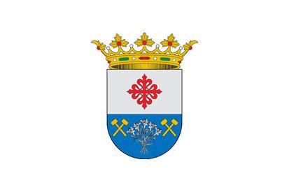 Bandera Almadenejos
