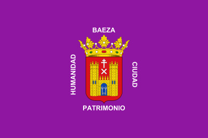 Bandera Baeza