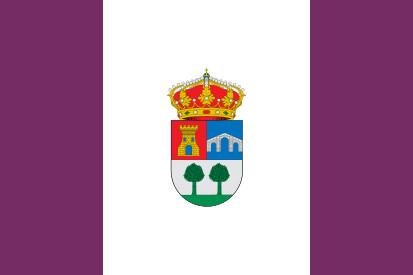 Bandera Albalate de las Nogueras