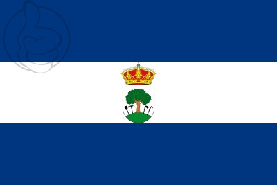 Bandera Huévar del Aljarafe