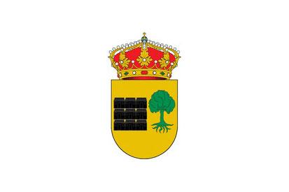 Bandera Villar de la Encina