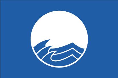 Bandera Bandera azul (playas y puertos)
