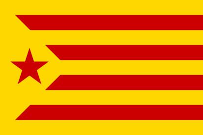 Bandera Estelada vermella