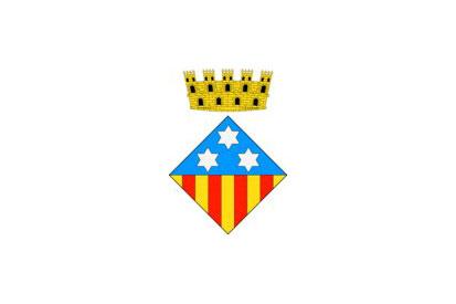 Bandera Sant Feliu de Pallerols