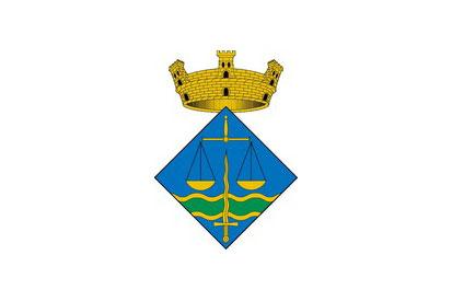 Bandera Sant Miquel de Fluvià