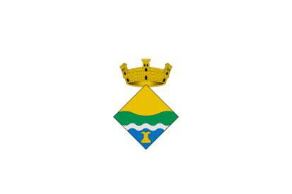 Bandera Vall-llobrega