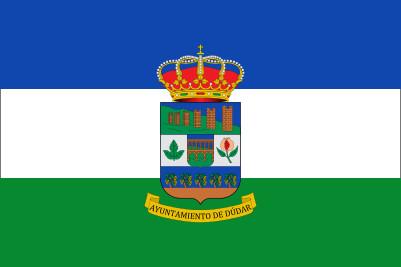 Bandera Dúdar