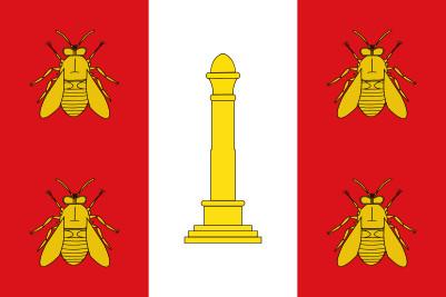 Bandera Moratilla de los Meleros