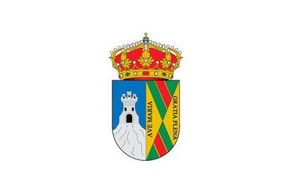 Bandera Villares de Jadraque