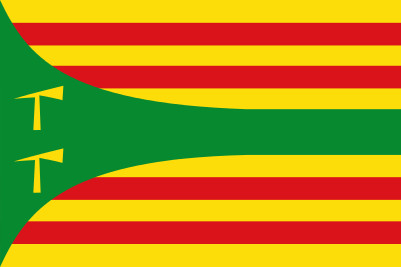 Bandera Hoz de Jaca