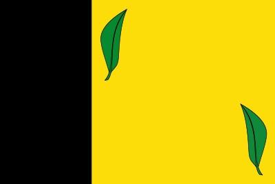 Bandera Vandellós y Hospitalet del Infante (Vandellòs i l\'Hospitalet de l\'Infant)