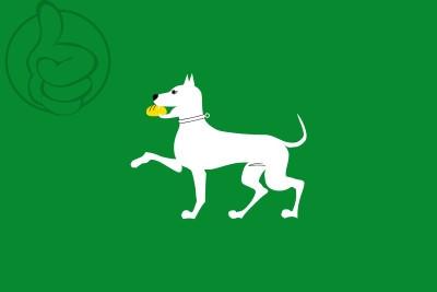 Bandera Vilobí del Penedès (Viloví)