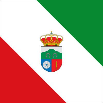Bandera Villaobispo de Otero