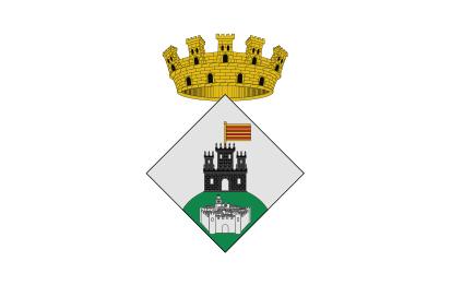 Bandera Bellver de Cerdanya